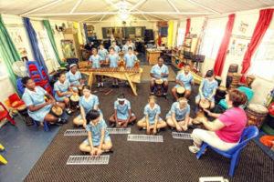Marimba Training