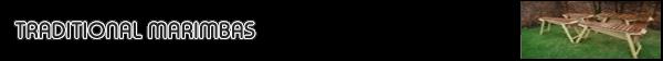 Traditional marimba