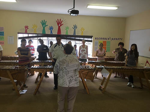 Intermediate Marimba Workshop