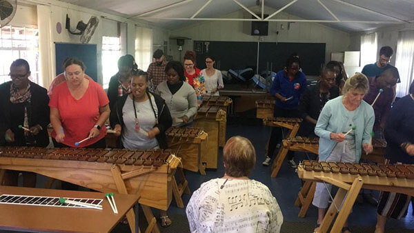 Marimba Workshop