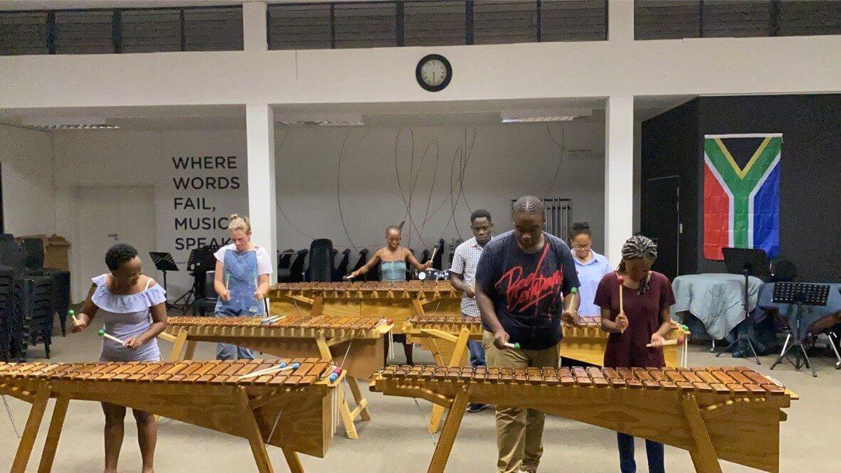 Marimba Workshops