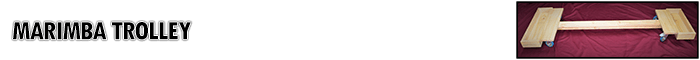 Marimba Trolley